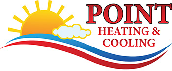 Point Heating & Cooling Logo